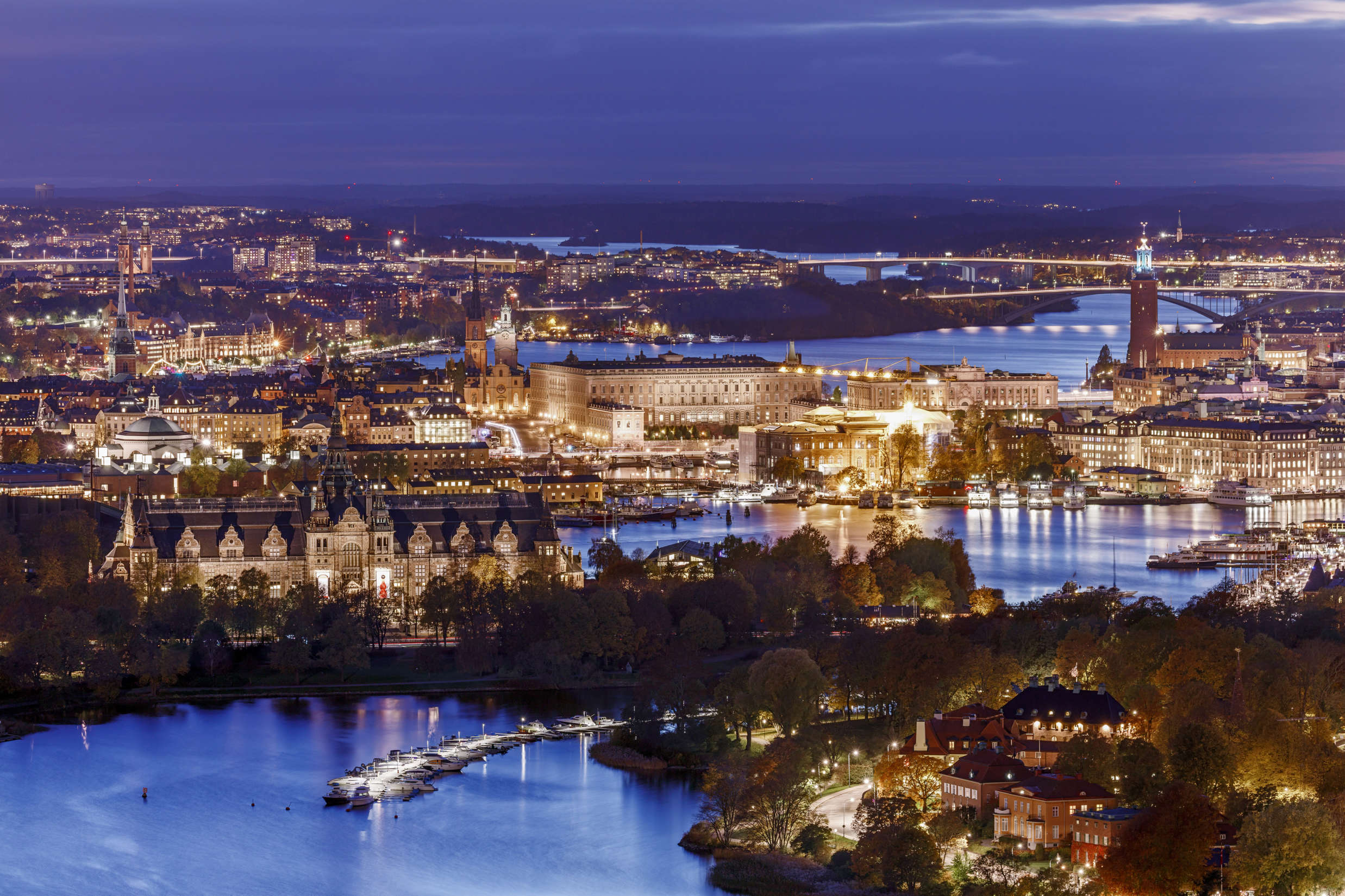 View over Stockholm City:How to avoid Skill/Competence Deportation For Your New Hire