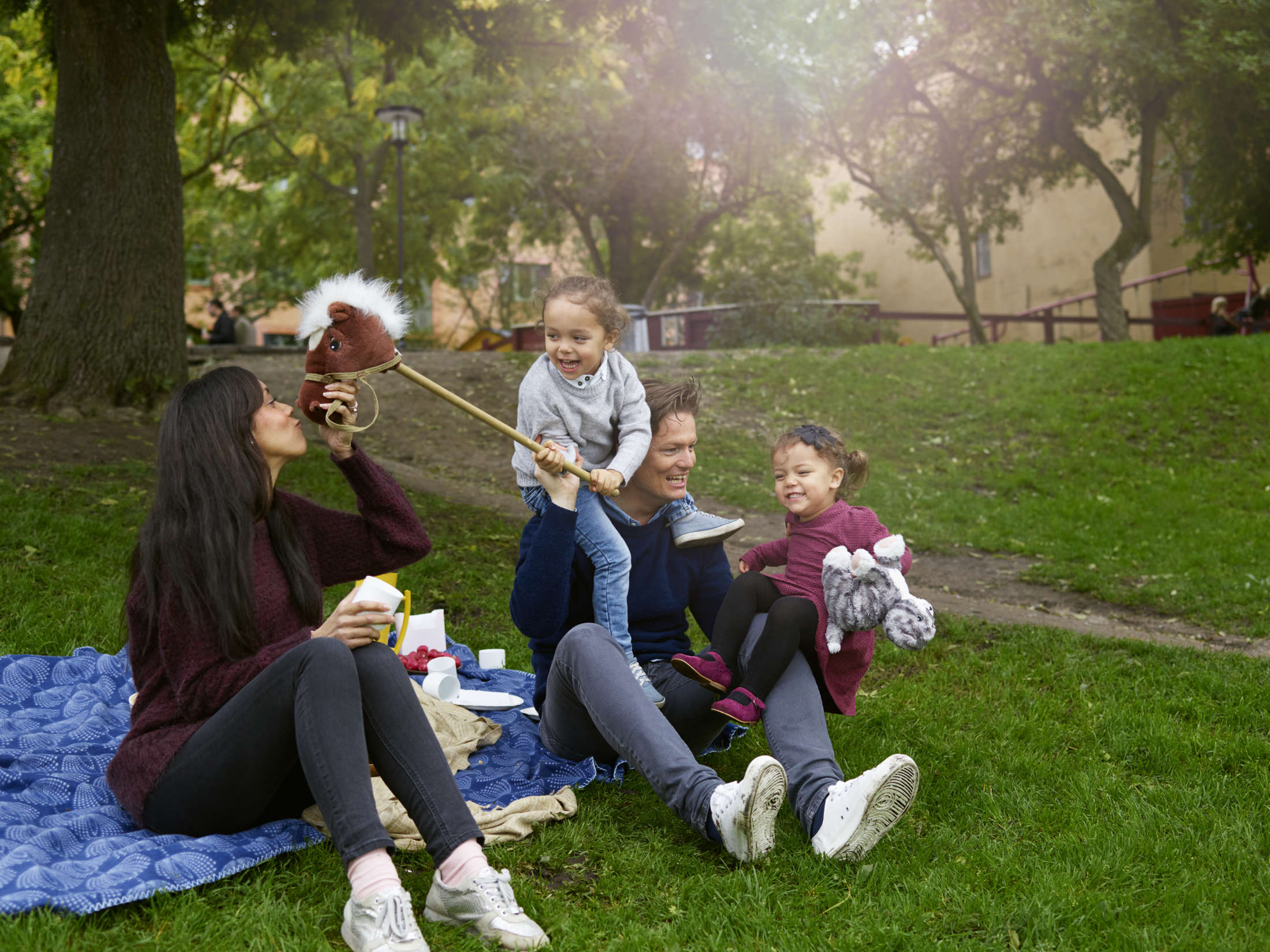 Family having picnic:Why You Should Consider More Than Your New Hire's Skills