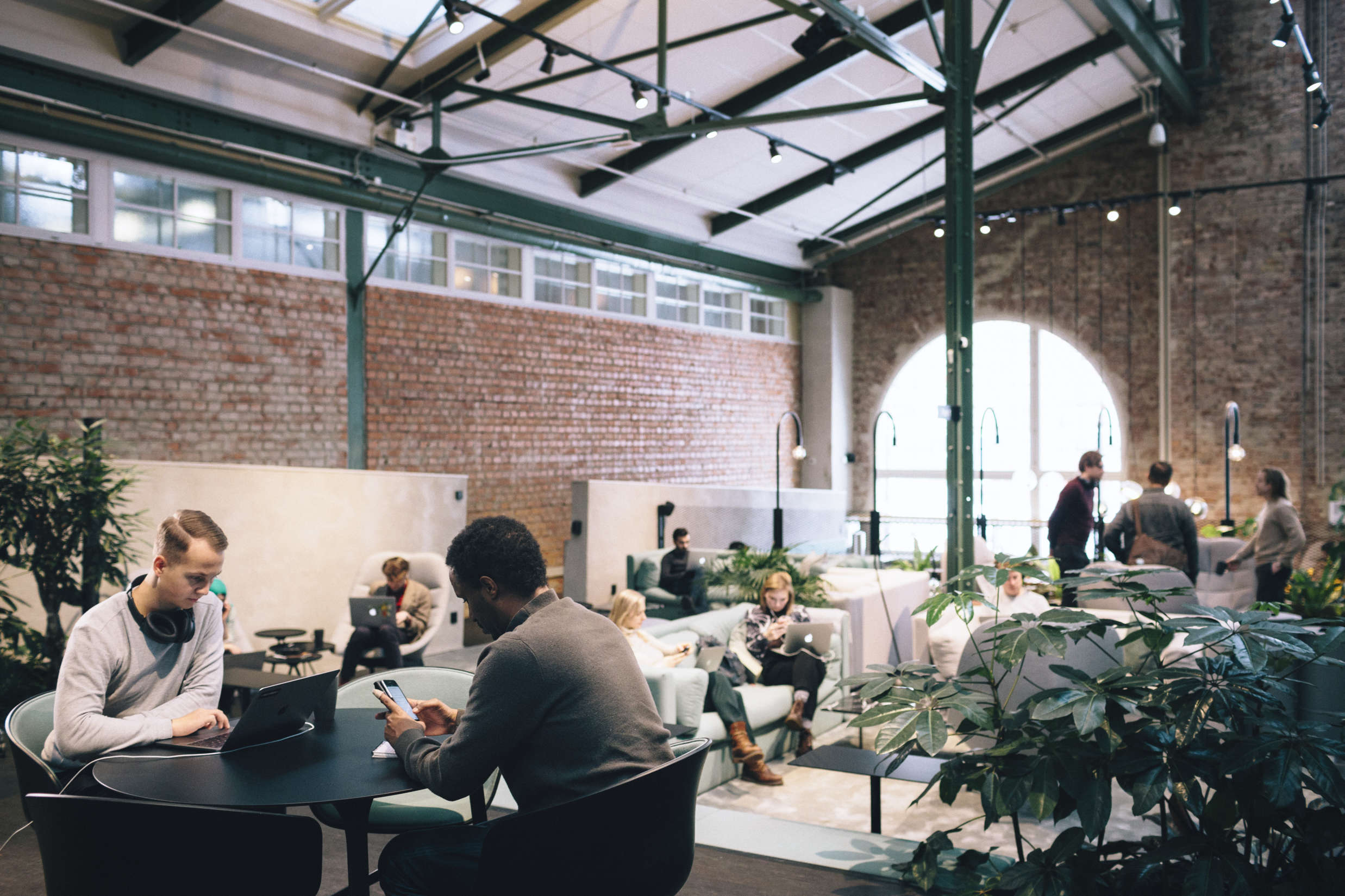 Stockholm co-working space: HOW TO PRIORITIZE GLOBAL MOBILITY COST CUTTING