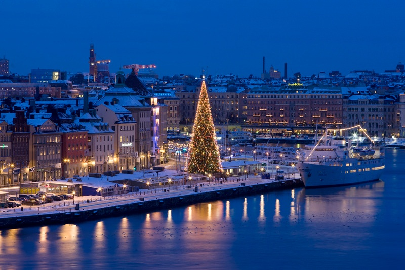 Stockholm_view_christmas_tree: why your new hire should understand Swedish Culture