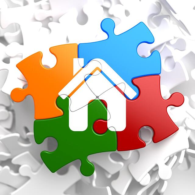 Home Icon on Multicolor Puzzle: What HR needs to know about the Swedish rental market