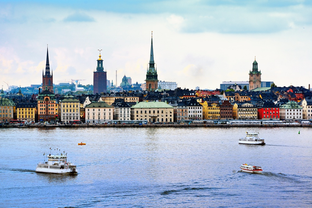 Stockholm port:  Immigration Questions HR Have Every Year in August