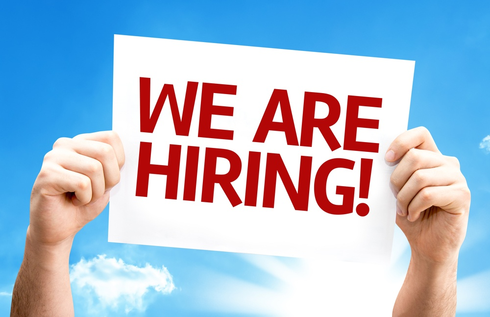 We are Hiring card : WORRIED THAT YOUR LOCAL TEAM WILL FALL APART IF RECRUITMENT IS TOO SLOW