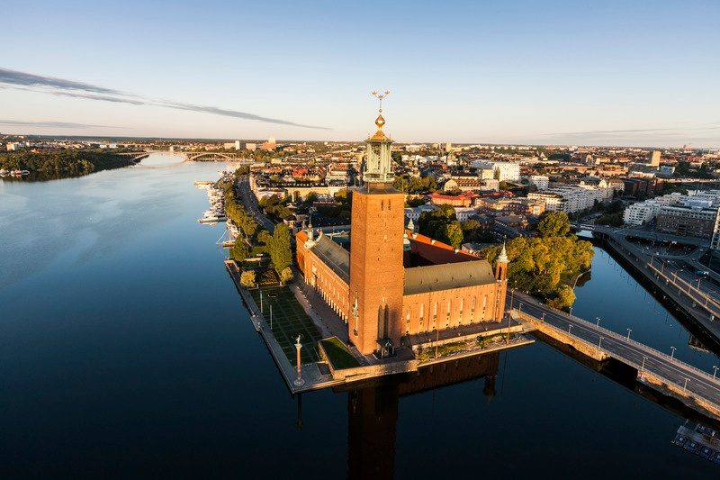 Stockholm City Hall: OPICS FOR HR TO DISCUSS WITH UPPER MANAGEMENT BEFORE A RELOCATION