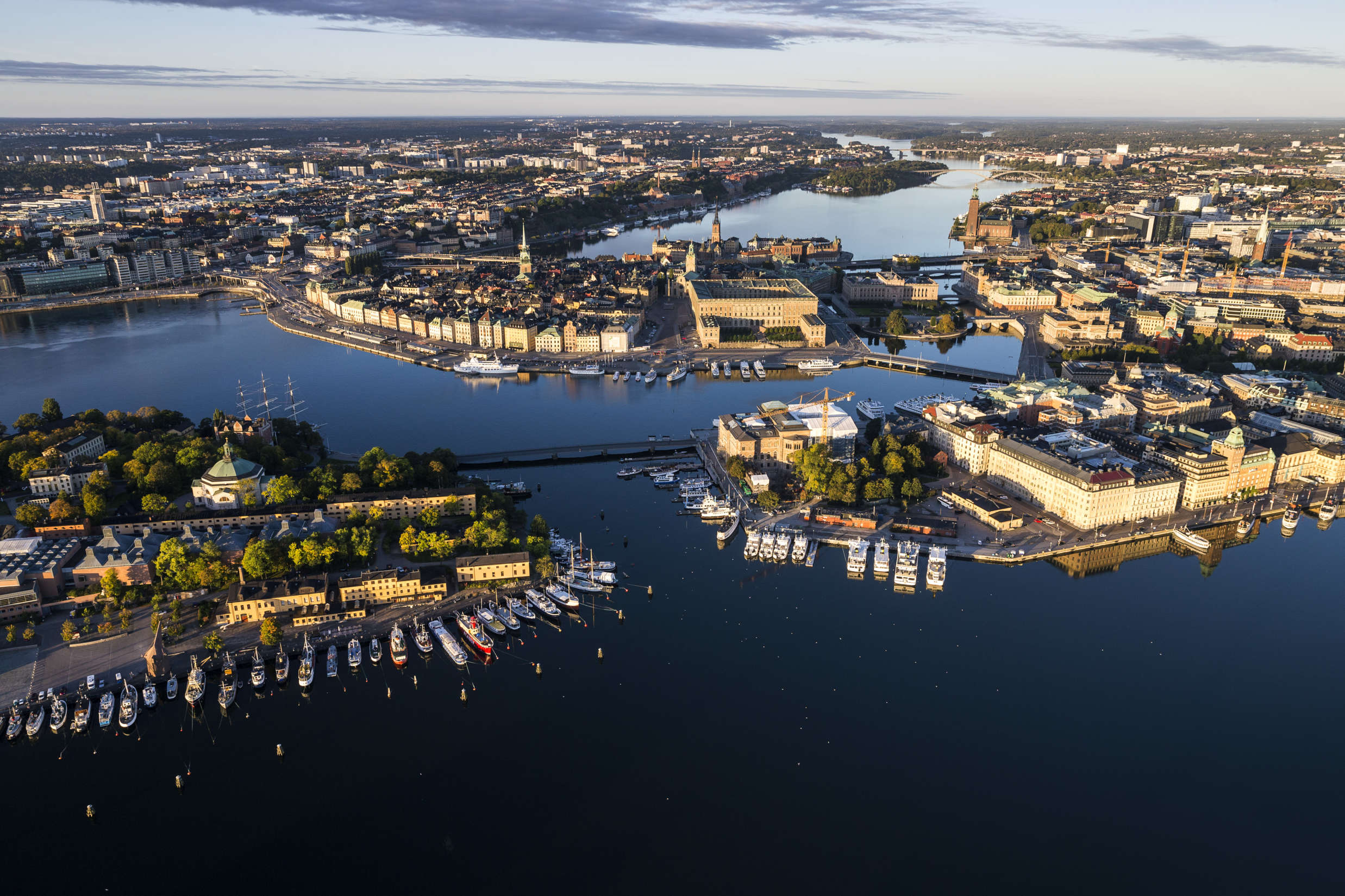 Stockholm: How we are implementing business as usual in Sweden