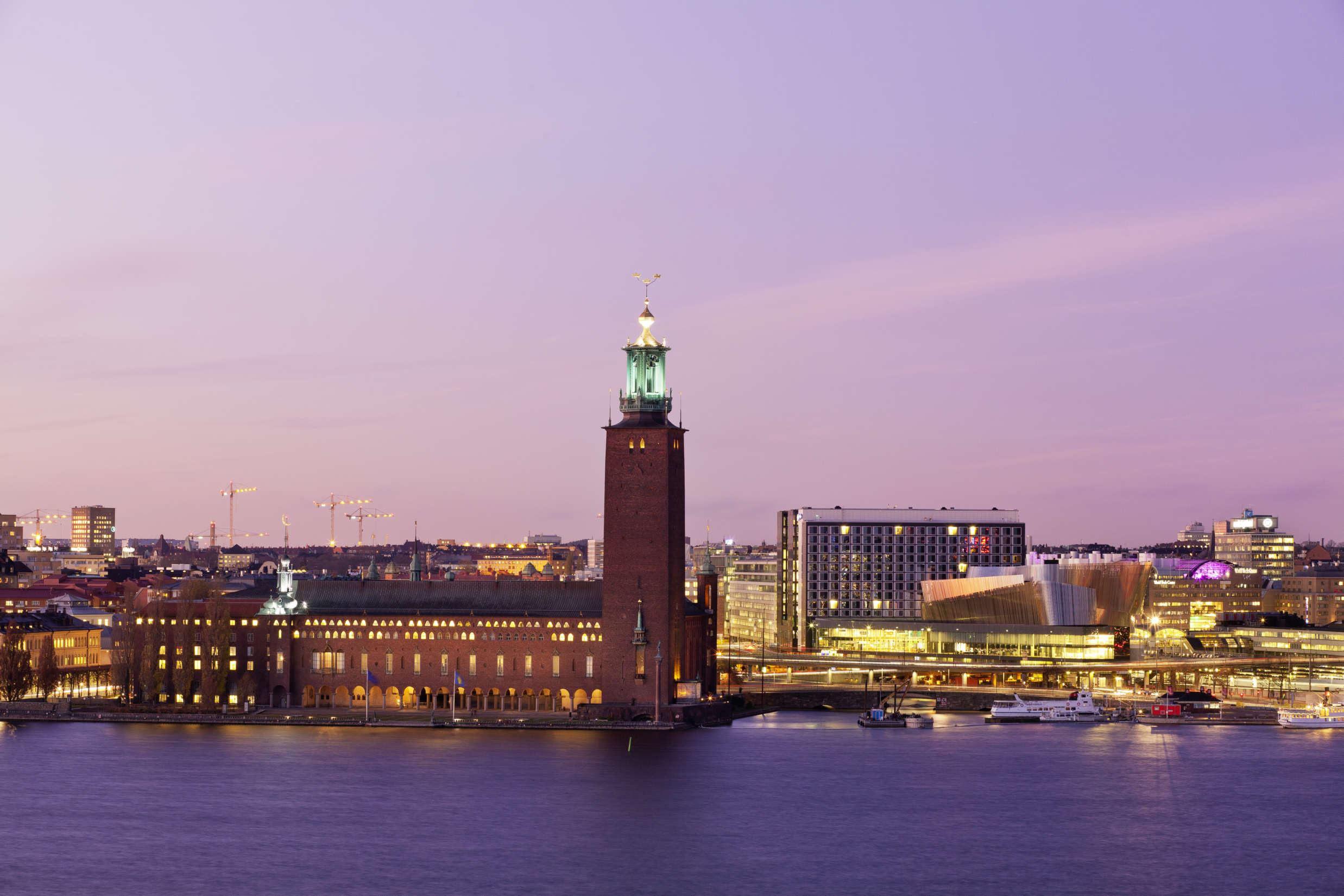 View_city_hall_waterfront_building: Relocation: New Rental Law In Sweden