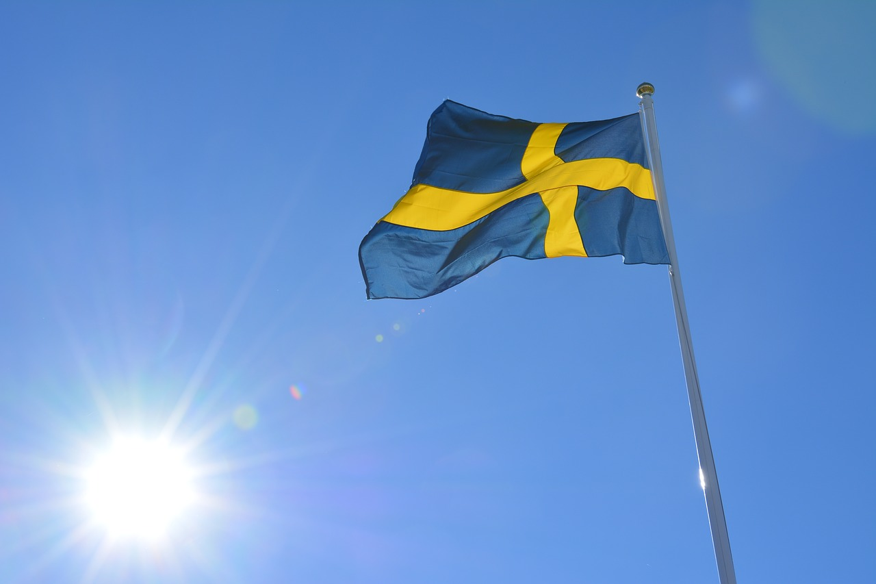 Swedish Flag: A FOUNDERS REFLECTIONS ON GLOBAL MOBILITY AFTER 24 YEARS
