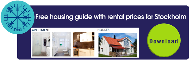 Download a free Stockholm Housing Guide