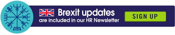 Subscribe to our HR Newsletter for Brexit updates